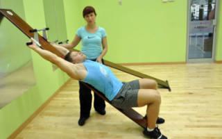 Как использовать доску Евминова при лечении межпозвоночной грыже специальными упражнениями?