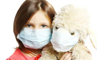 Симптомы развития свиного гриппа у детей