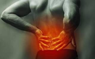 Почему у человека болит спина в области почек