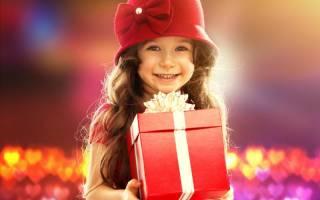 Выбираем подарок девочке на 4 года