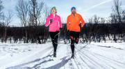 Особенности и правила бега зимой