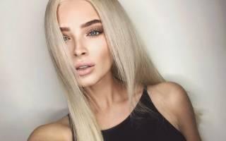 У модели Алены Шишковой не получается набрать вес