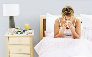 Чем можно лечить насморк кормящей маме?