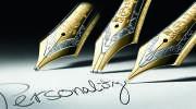 Как научиться правильно писать перьевой ручкой