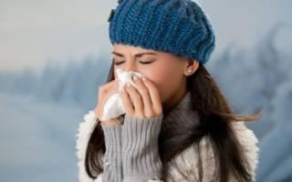 Как можно отличить аллергический насморк от простудного?