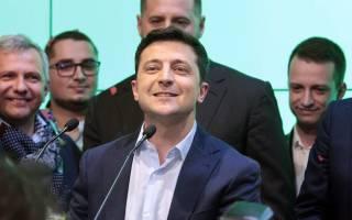 Теперь уже точно: Зеленский — шестой Президент Украины. Плюс 6 уникальных фактов о выборах 21.04.2019