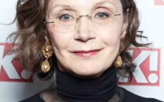 Биография актрисы Ирины Купченко