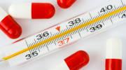 Сколько дней обычно держится температура при ветрянке у детей
