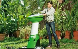 Измельчитель веток садовый электрический: как правильно выбрать?