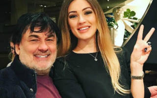 Александр Серов выдал дочь замуж