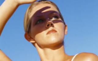 Аллергия на солнце: причины, симптомы и методы лечения