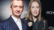 Собчак и Богомолов пообедали на 1000 евро в Италии