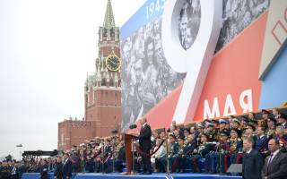 Как прошел парад на Красной площади 9 мая 2019 года