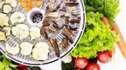 Какая лучше сушилка для овощей и фруктов