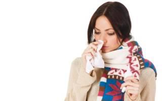 Чем можно лечить насморк?