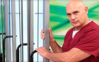 Особенности метода Бубновского при лечении шеи