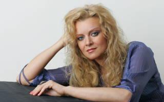 Биография Анны Тереховой