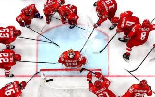 Как пройдет чемпионат мира по хоккею 2019