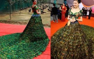 Тщеславие и шик – 3 самых дорогих платья в мире