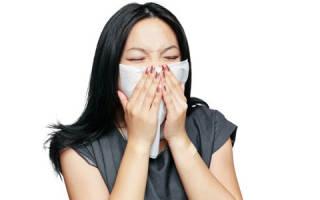 Что собой представляет аллергический ринит и каково его лечение?