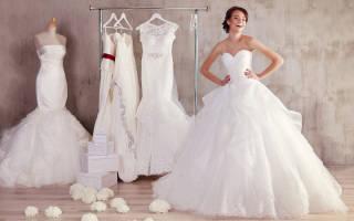 Как выбрать свадебное платье, обувь и аксессуары