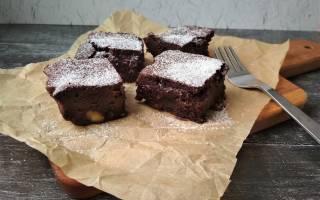 Рецепт брауни с миндалем: вкусно и просто