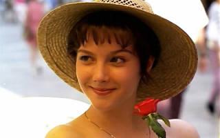 Биография и карьера российской актрисы Ольги Понизовой