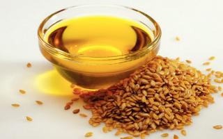 Как принимать льняное масло?