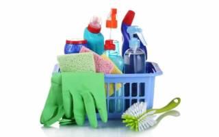 Особенности моющих средств для посуды