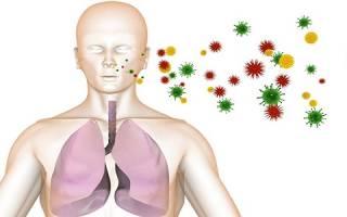 Симптомы и лечение левосторонней нижнедолевой пневмонии