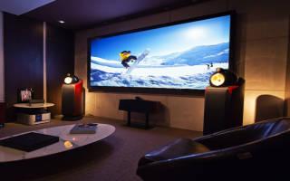 Как выбрать домашний кинотеатр