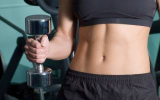 Правильное питание плюс спорт — идеальная фигура