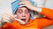 Почему бывает тошнота после гриппа?