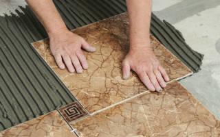 Ценные секреты для начинающего мастера по укладке напольной плитки