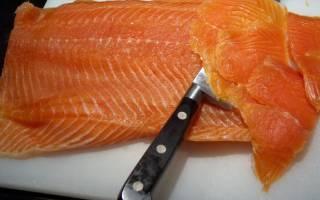 Вкусно и полезно: деликатесная красная рыба