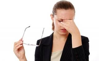 Почему при гриппе болят глаза?