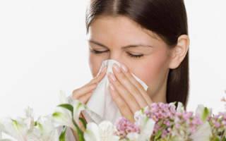 Способы лечения аллергического ринита народными средствами
