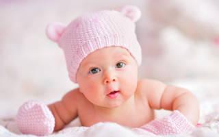 Причины появления и лечение прыщей у новорожденных на лице