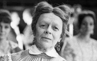 Биография, карьера и личная жизнь Татьяны Пельтцер
