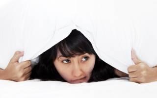 Основные причины озноба и потливости по ночам