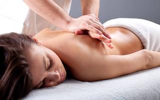 Каким должен быть массаж при бронхите?