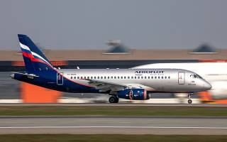 Ксения Собчак призвала россиян отказаться от полетов на Superjet