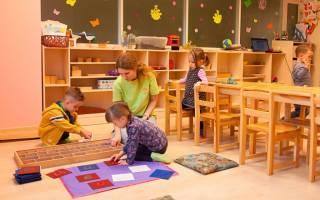 Три шага в выборе частного детского сада