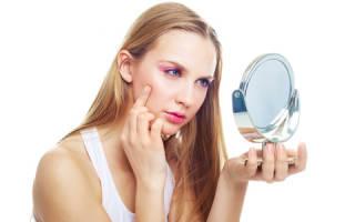 Что делать, если кожа на лице стала бугристой?