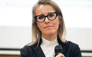 Ксения Собчак убеждена, что Доренко умер по естественным причинам