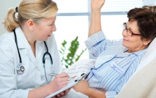 Симптомы болезни и причины отрыва тромба
