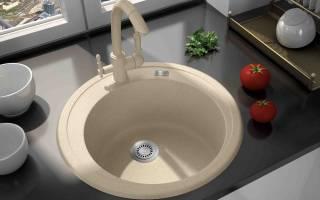 Мойки для кухни из искусственного камня – состав, критерии выбора и производители