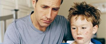 Чем может быть опасна краснуха для мальчиков?