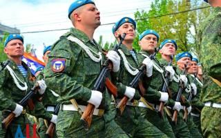 Как прошли парады в Донецке 9 мая 2015-2019