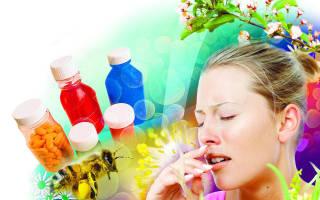 Поллиноз — как лечить аллергию на пыльцу?